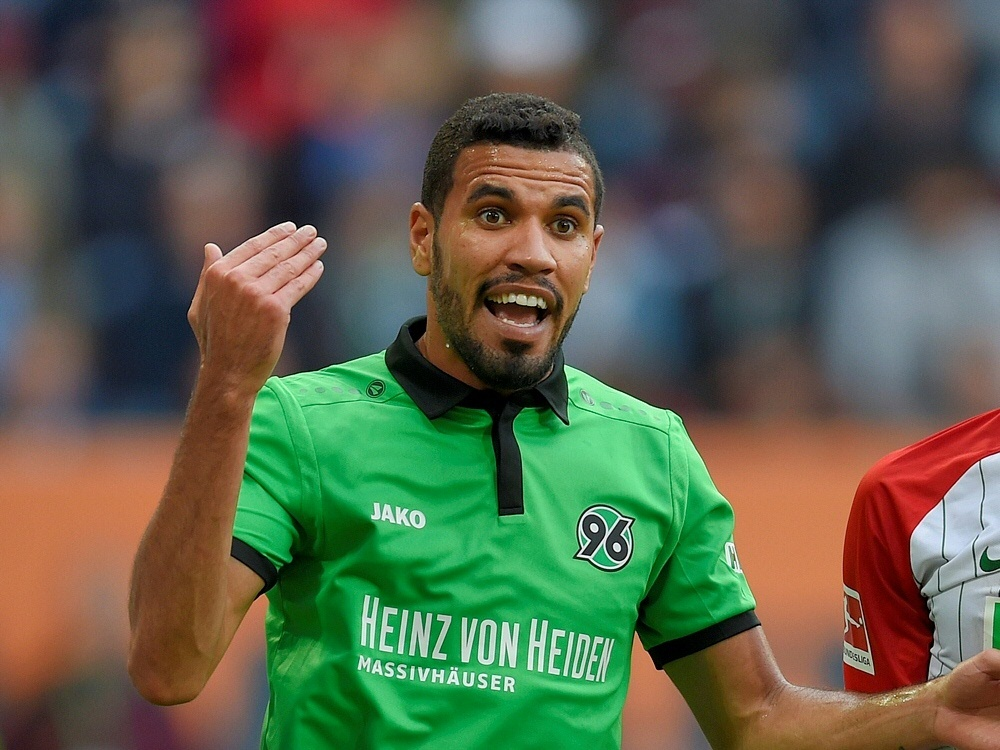 Hannover 96 trennt sich von Stürmer Jonathas