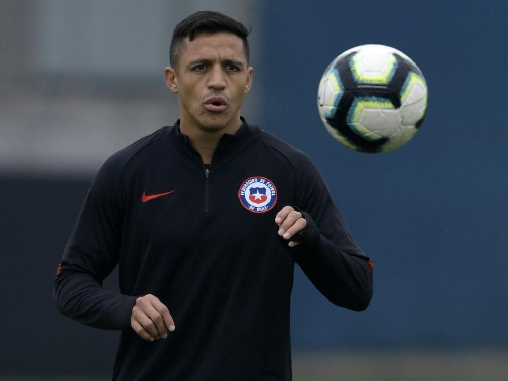 Alexis Sanchez geht für ein Jahr zu Inter Mailand