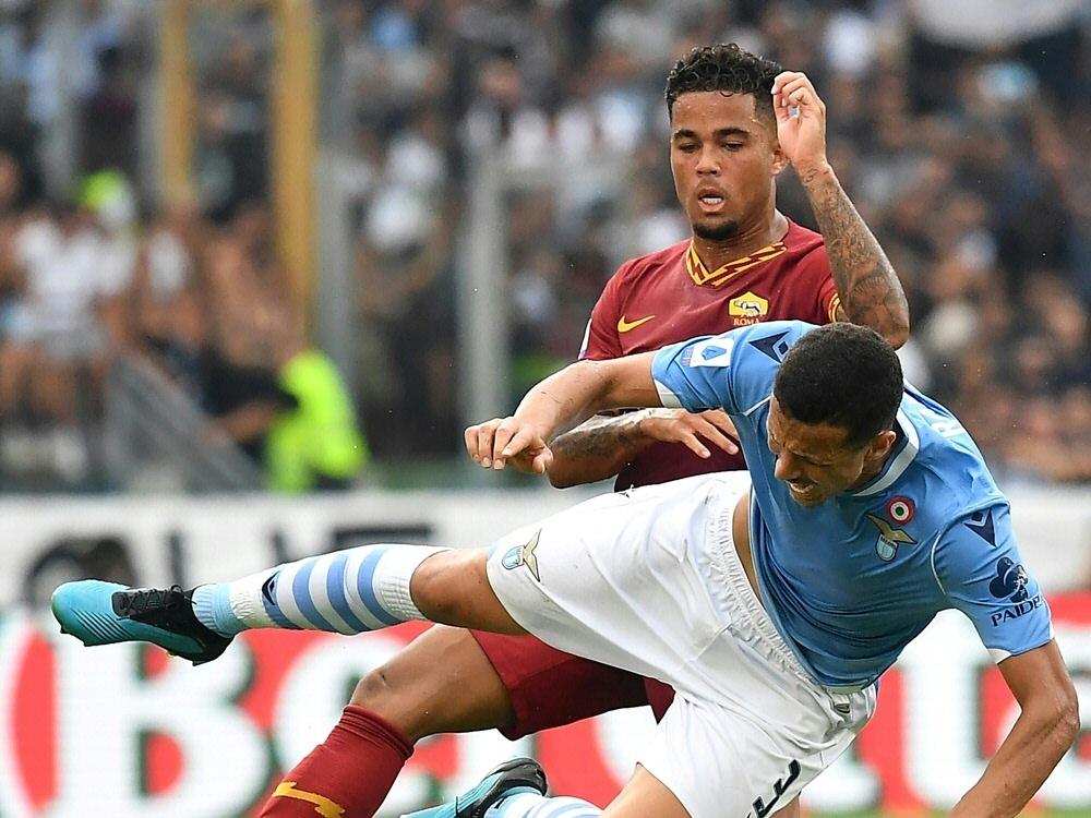 Remis: Das Derby zwischen Lazio und AS Rom geht 1:1 aus