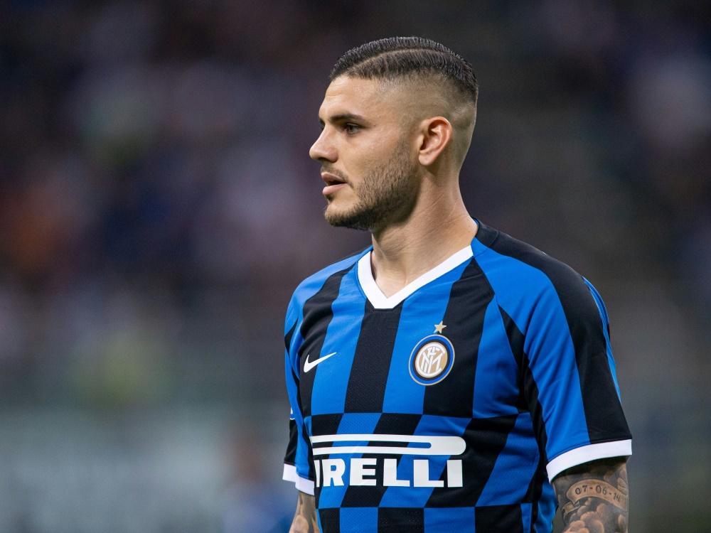 Ehemaliger Kapitän von Inter Mailand: Mauro Icardi