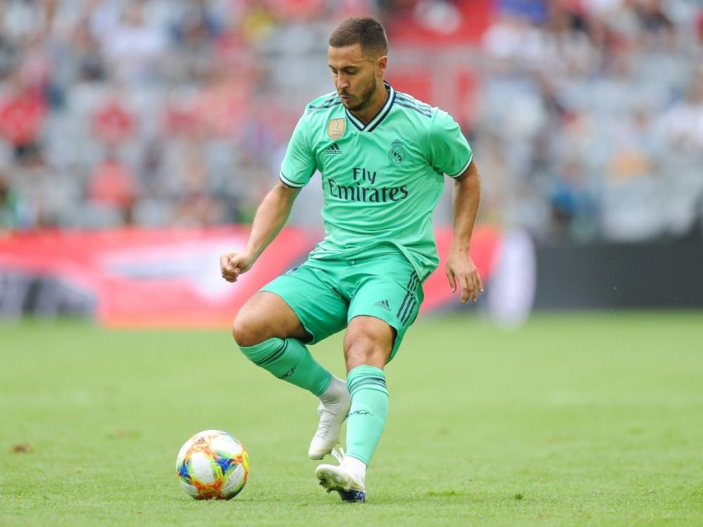 Hazard zum besten Spieler der Europa League gewählt