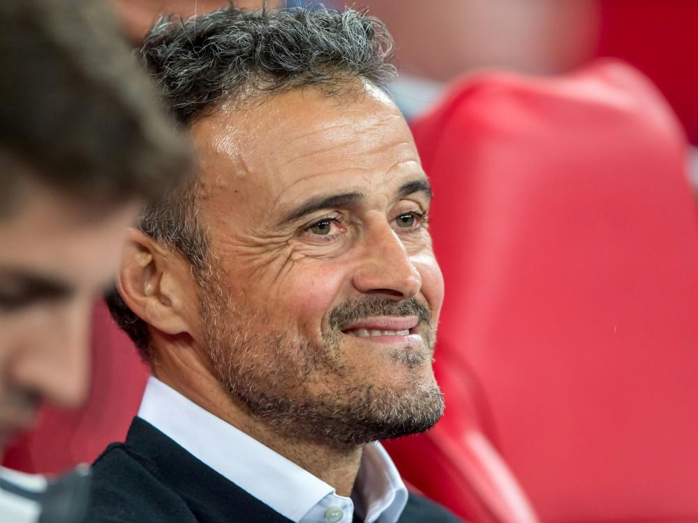Spanien: Mögliche Trainer-Rückkehr von Luis Enrique