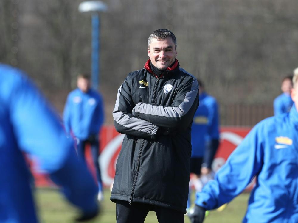 Bochum stellt Thomas Reis als Cheftrainer vor