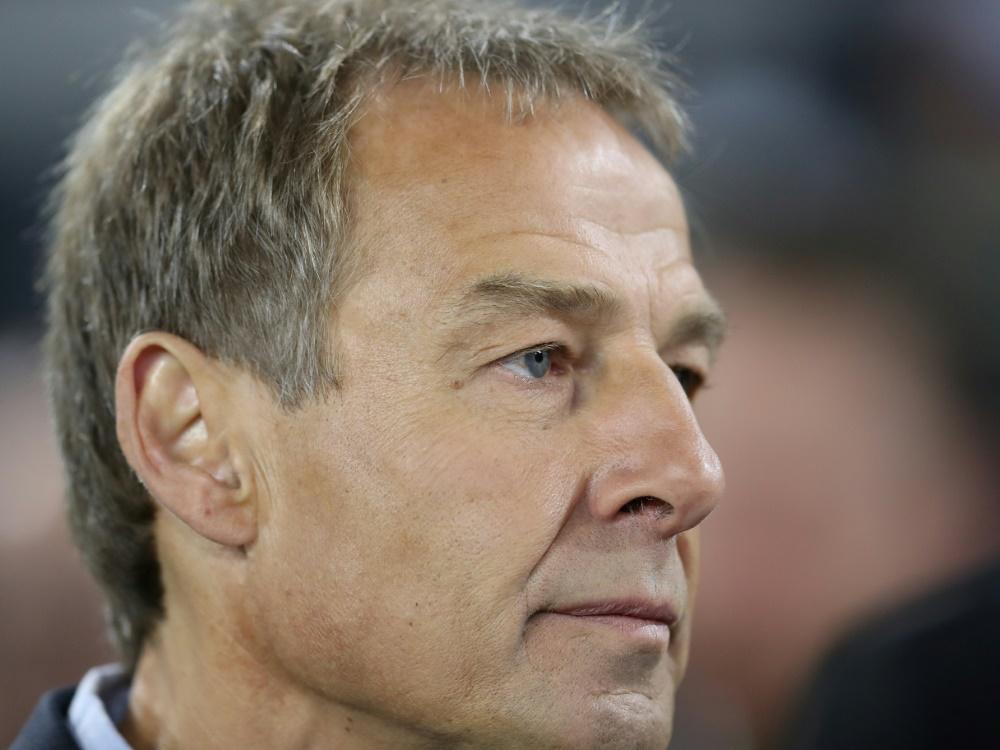 Jürgen Klinsmann wird zunächst nicht zum VfB gehen
