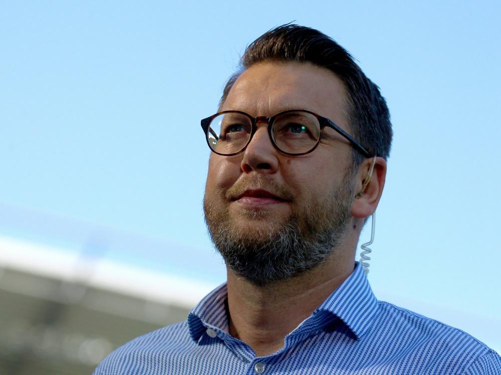 Przondziono will den Verein mit Demut vorantreiben