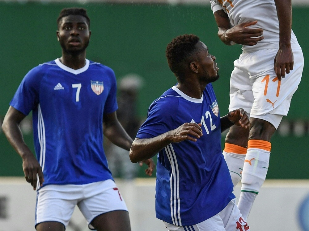 Liberias Spieler fürchten um ihre Sicherheit