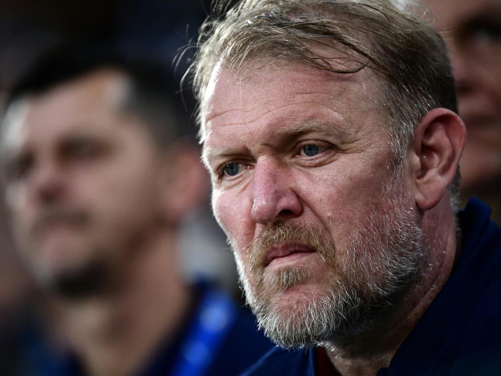 Robert Prosinecki bleibt nun doch Trainer von Bosnien