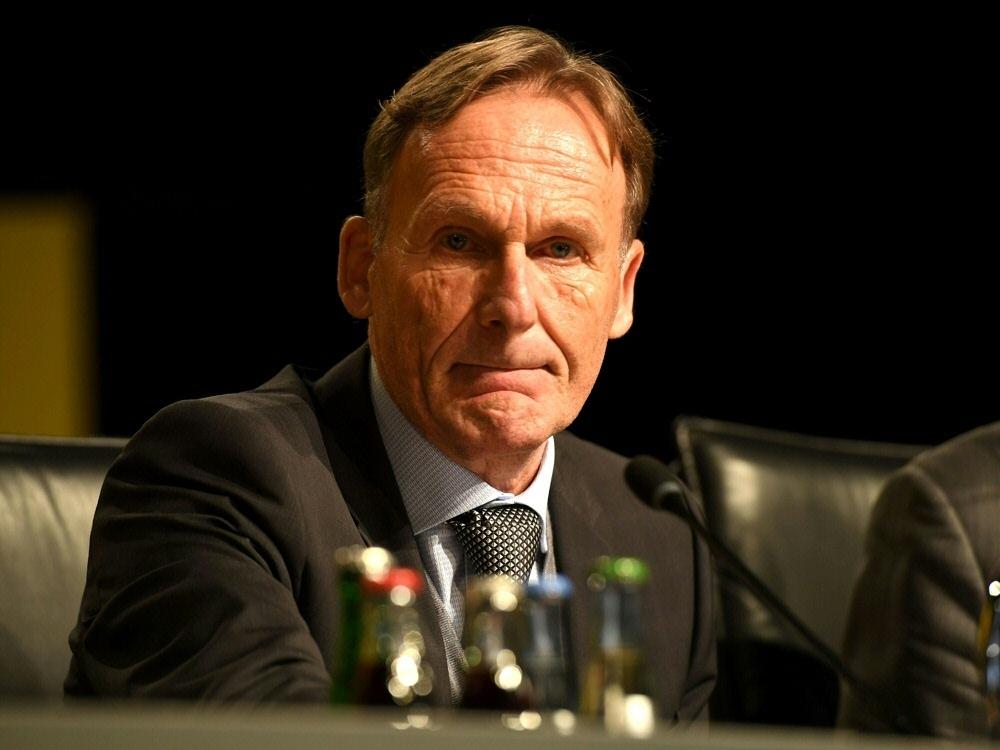 Hans-Joachim Watzke nun im Board der Klubvereinigung ECA