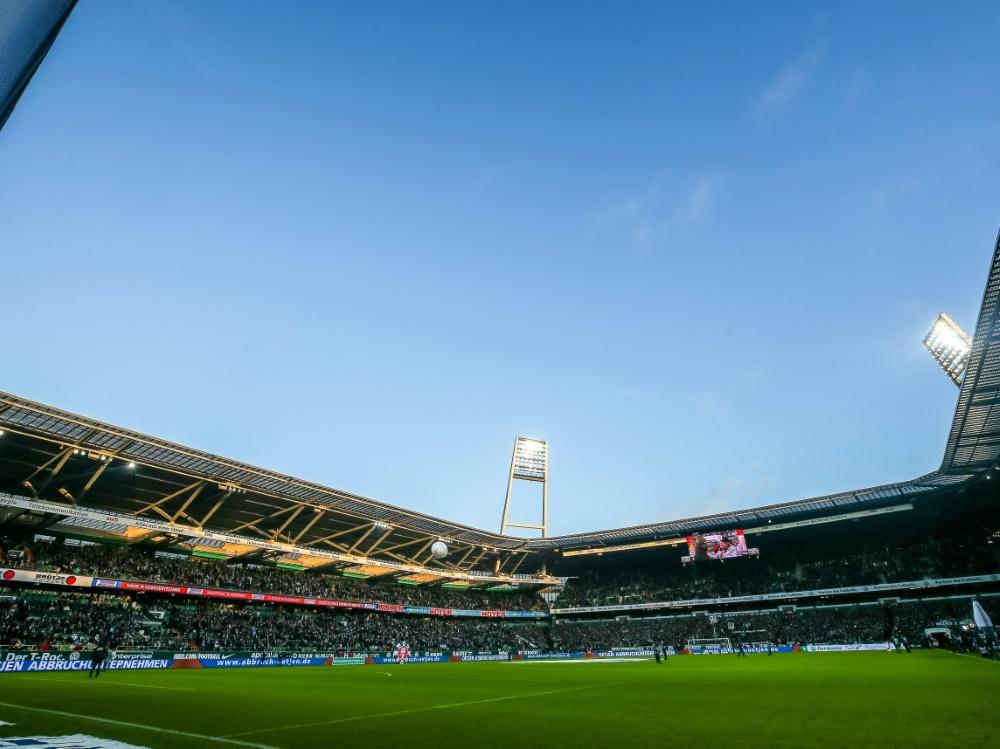 Werder Bremen erhält den Solarpreis für das Weserstadion
