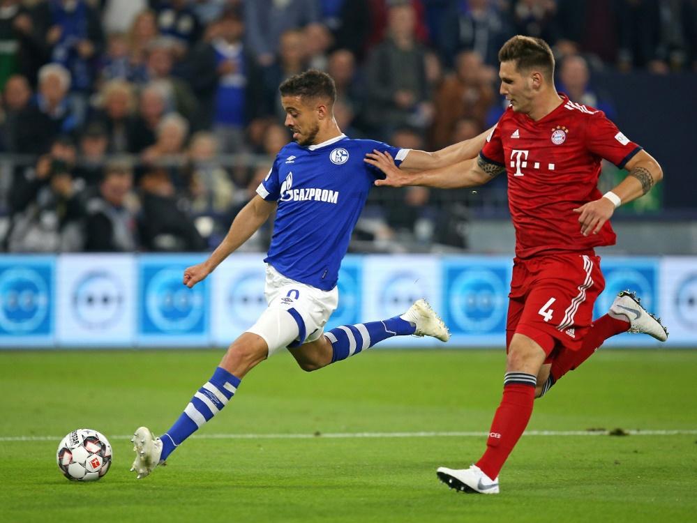 Ex-Schalker Di Santo trifft nach 19 Monaten ohne Tor