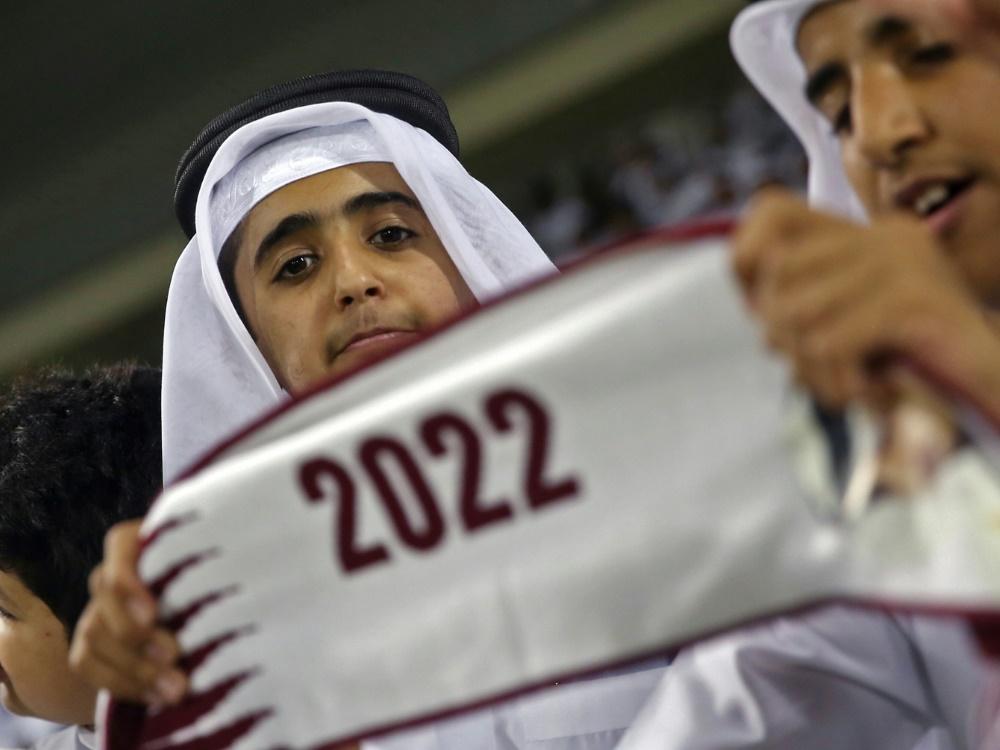 Erneute Amnesty-Vorwürfe gegen WM-Gastgeber Katar