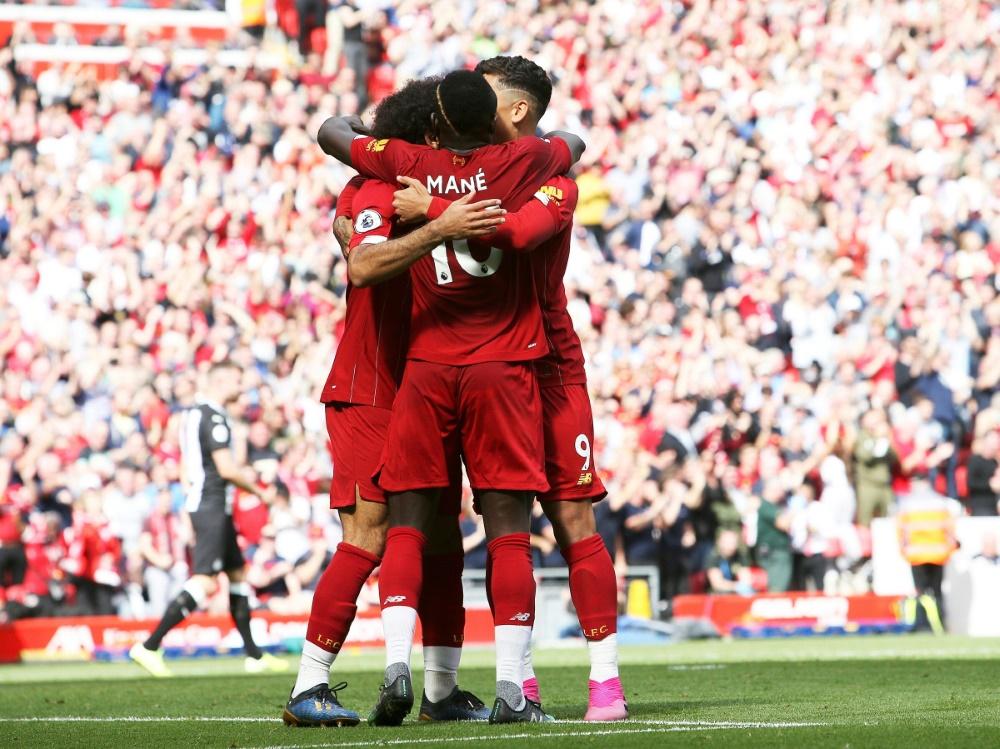 Liverpool ist bei der Klub-WM klarer Favorit