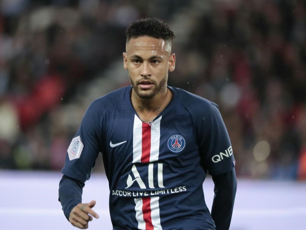 Streitet mit Ex-Club Bacelona um Prämien: Neymar