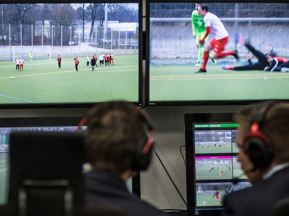 Video Assistant Referee erstmals in der Euro-League