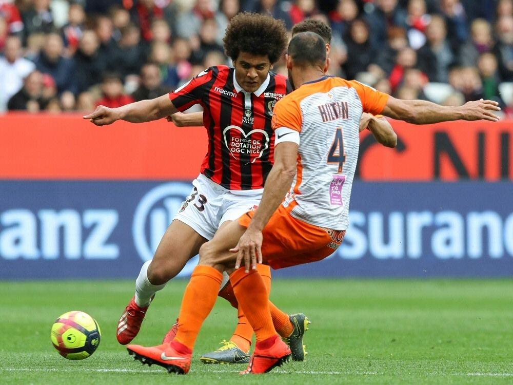 Nizza löst Vertrag mit Lamine Diaby-Fadiga (l.) auf