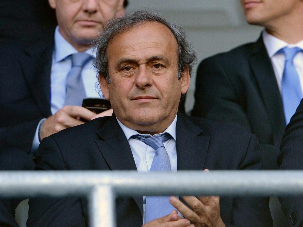 Die Vierjahressperre von Michel Platini läuft ab