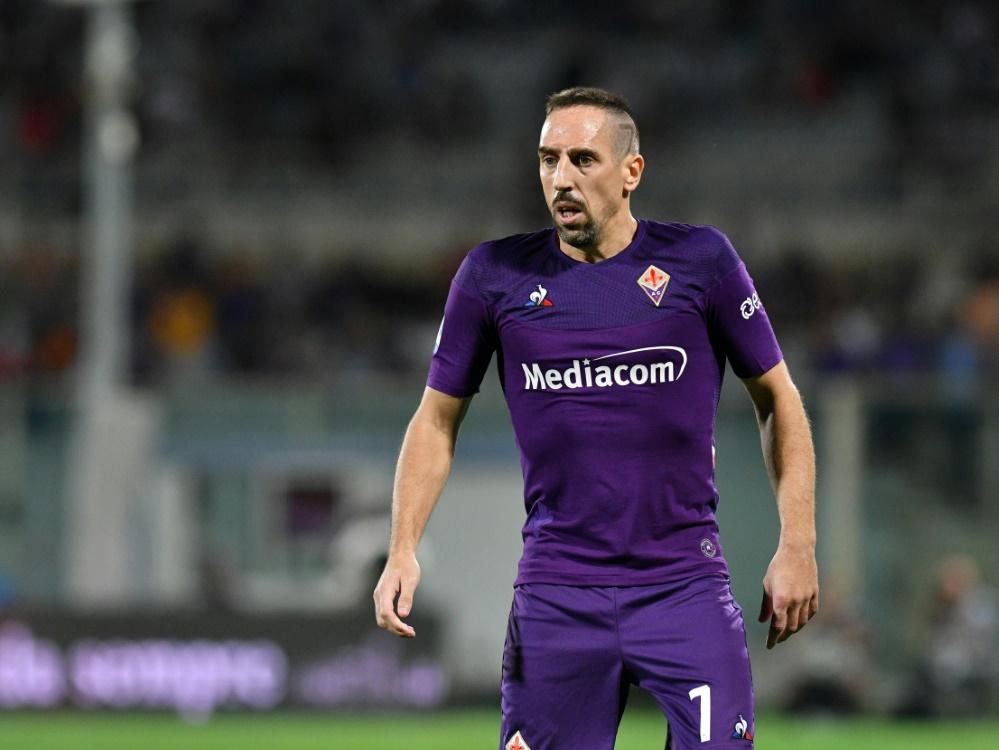 Ribery überzeugte mit zwei Toren und einem Assist