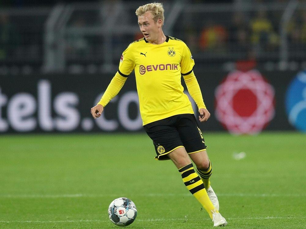 Der BVB setzt gegen Prag auf Julian Brandt