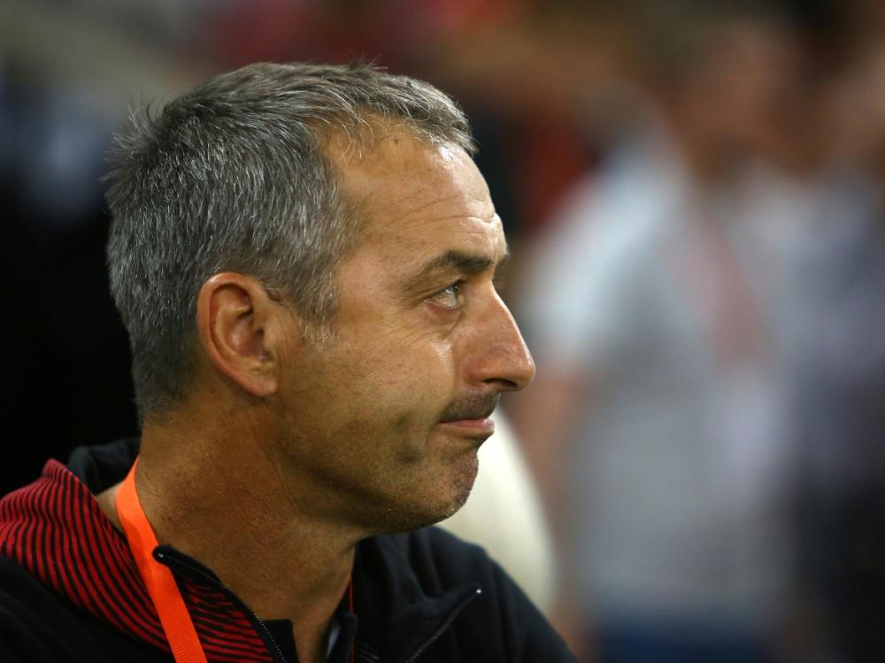 Giampaolo wurde als Trainer des AC Mailand entlassen