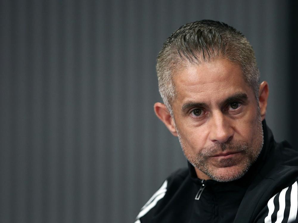 Ist nicht mehr Trainer von Olympique Lyon: Sylvinho