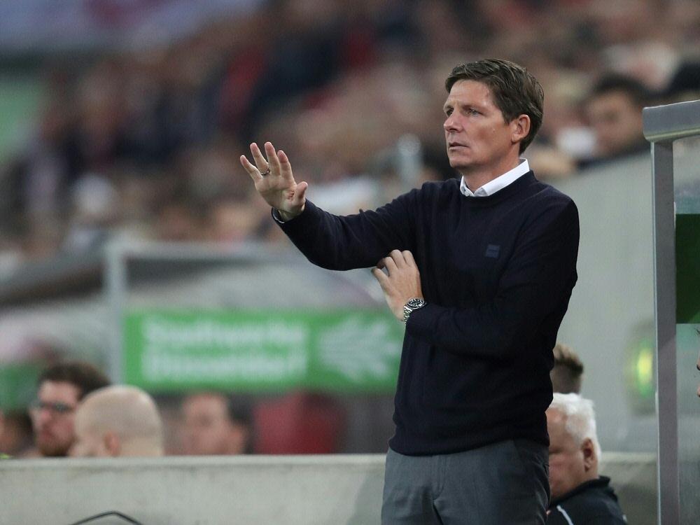 VfL-Coach Glasner schmunzelt über die Bundesliga-Tabelle