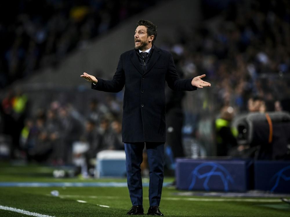 Sampdoria und Trainer Di Francesco gehen getrennte Wege