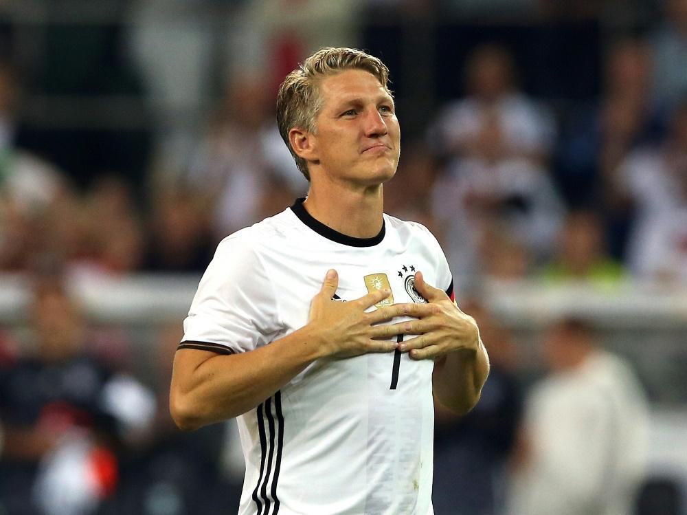 Bastian Schweinsteiger steht die Tür beim DFB offen