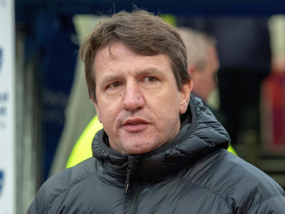 Stendel war seit Sommer 2018 Teammanager in Barnsley