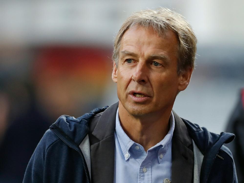 Jürgen Klinsmann äußert sich positiv über WM in Katar