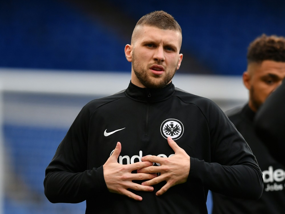 Rebic ist nur noch vier Spiele gesperrt