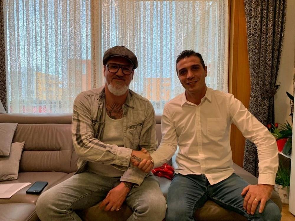 Göktan (r.) stand auch bei Bayern München unter Vertrag