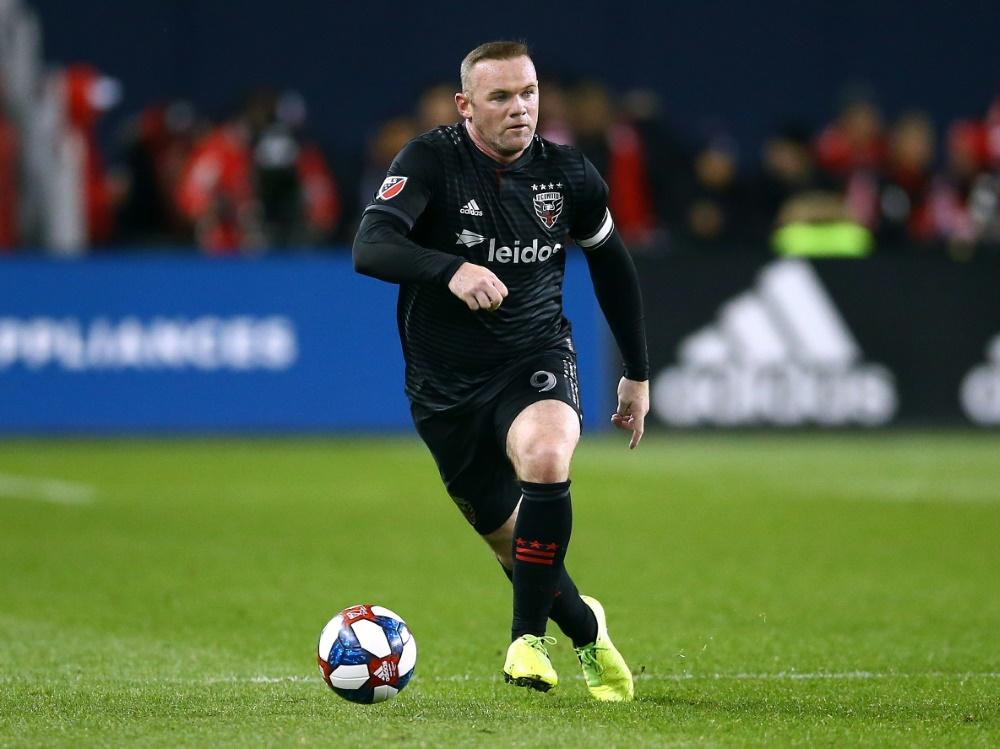 Rooneys Zeit in den USA ist zu Ende