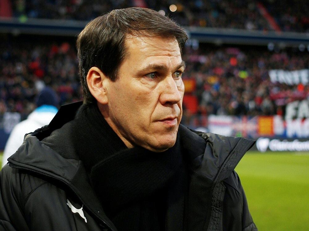 Rudi Garcia unterschreibt in Lyon bis 2021