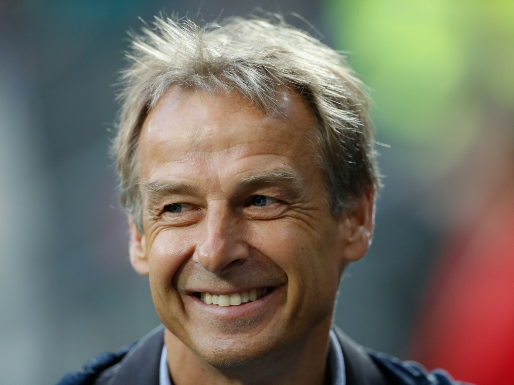 Jürgen Klinsmann angeblich einig mit Ecuador