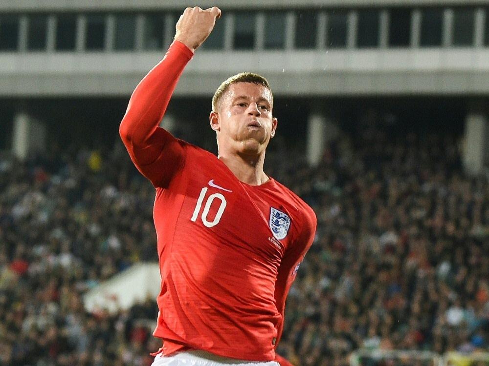 Ross Barkley erzielte gegen Bulgarien zwei Treffer