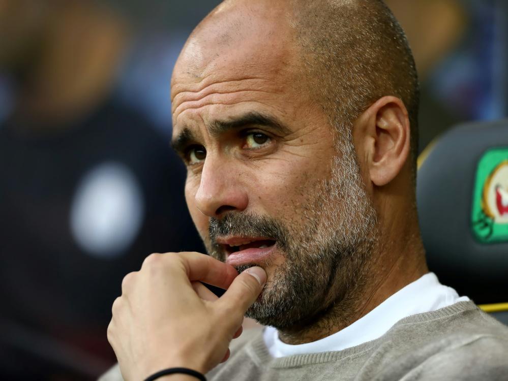 Guardiolas Klub sieht den Spielplan vor Neujahr kritisch