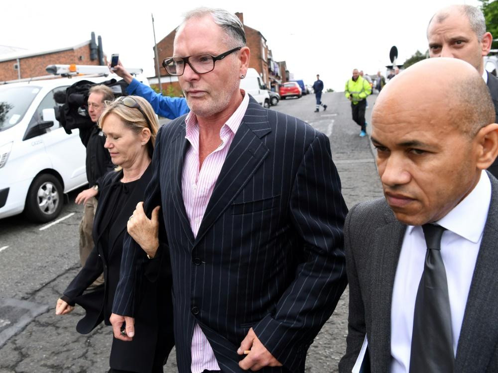 Paul Gascoigne ist vor Gericht freigesprochen worden