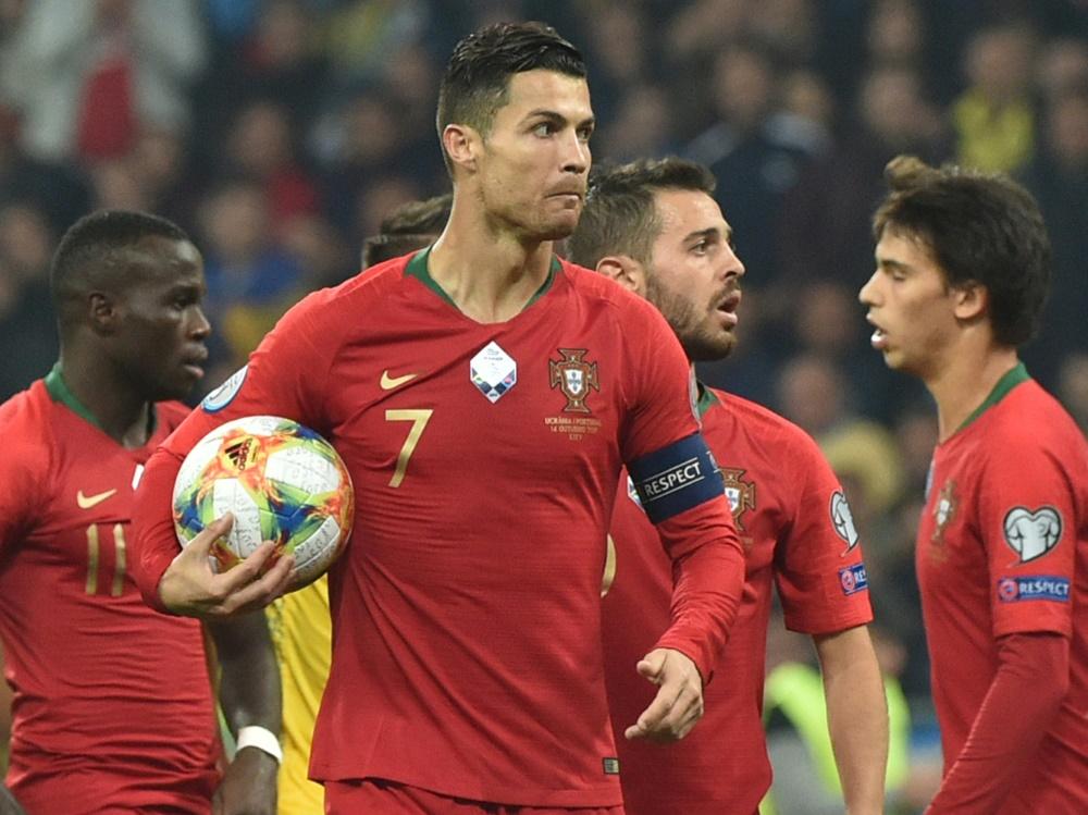 Ronaldo erreicht mit 700. Tor als Profi Meilenstein