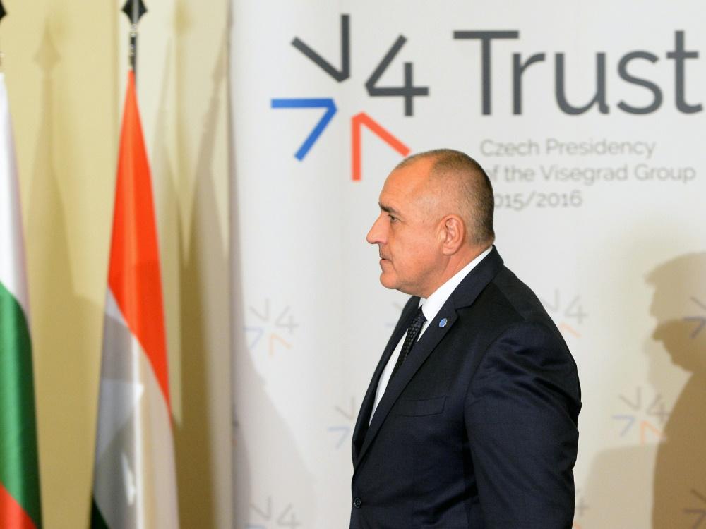 Borissow fordert Verbandspräsidenten zum Rücktritt auf