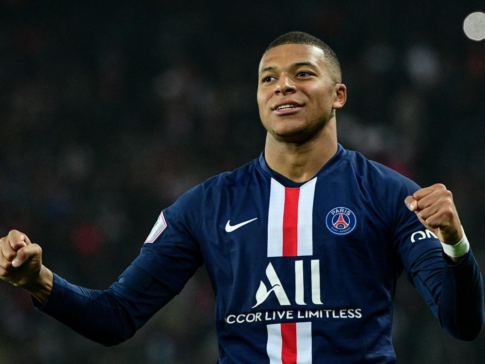 Doppelpack gegen Marseille: PSG-Star Kylian Mbappe