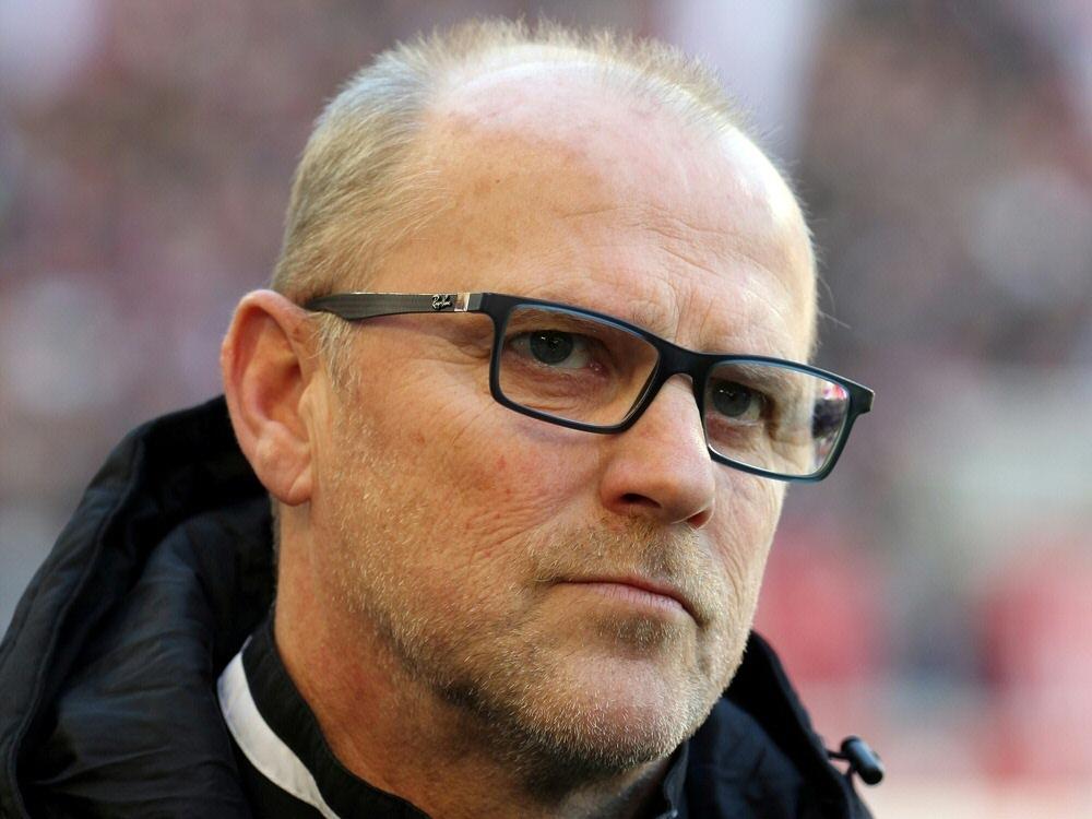 Thomas Schaaf hilft der Bremer U23 als Co-Trainer aus