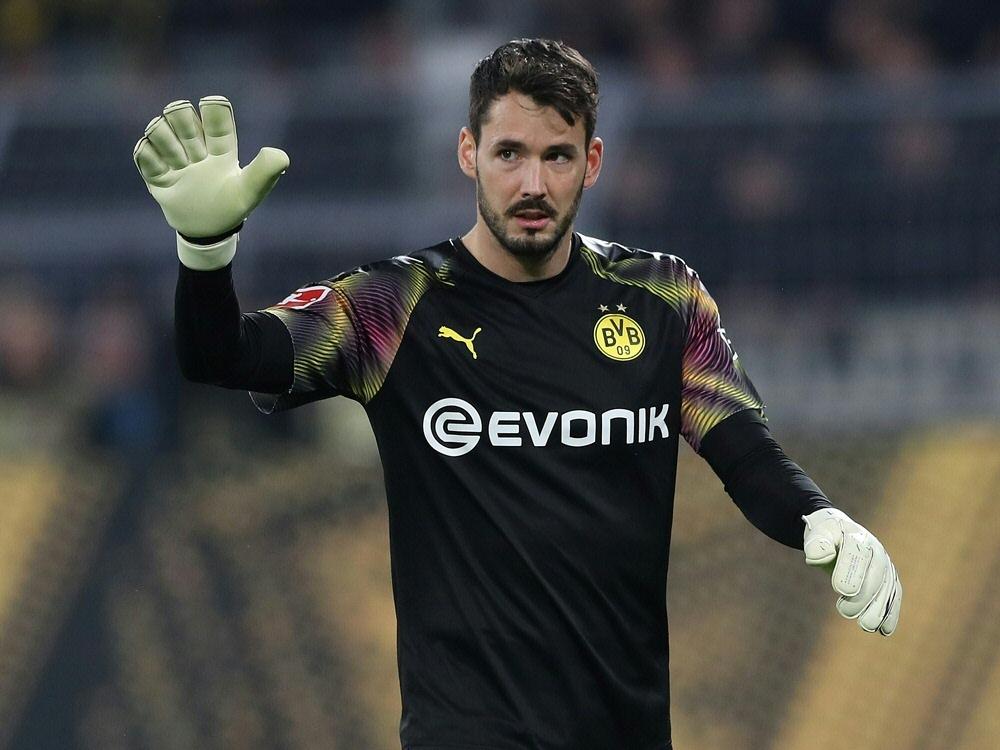 BVB-Keeper Roman Bürki ist einsatzbereit