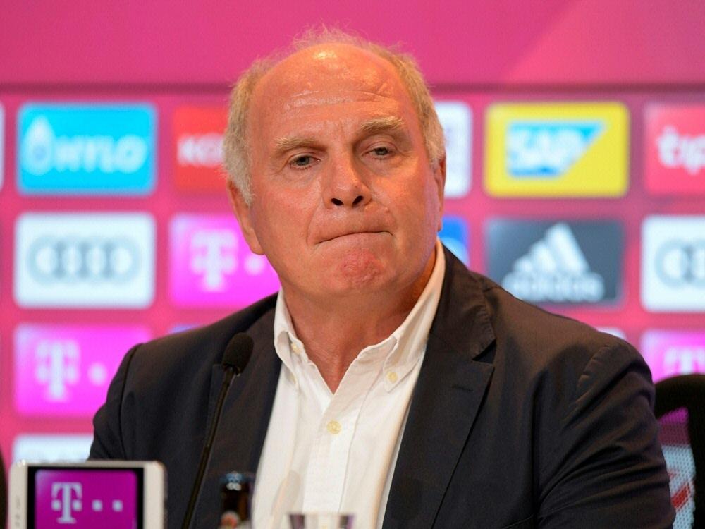 Uli Hoeneß glaubt nicht an eine EM-Teilnahme von Süle