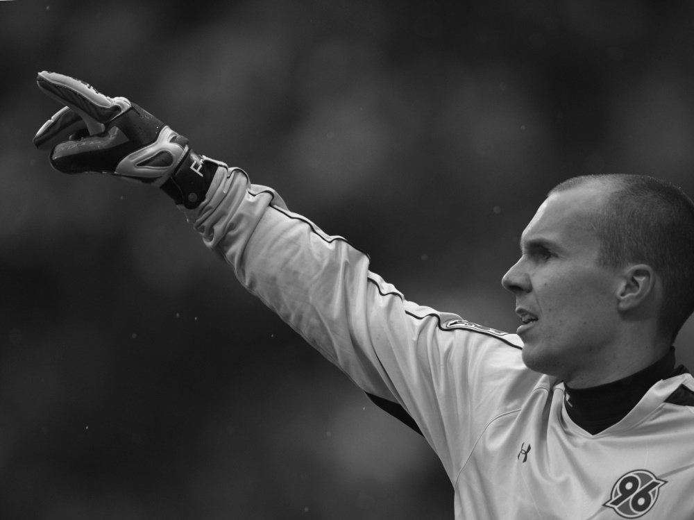 Hannover 96 gedenkt Robert Enke mit emotionalen Worten
