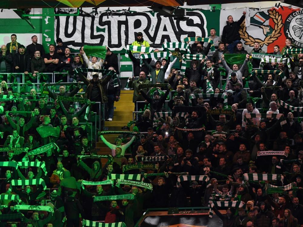 Zwei Celtic-Fans wurden in Rom von Hooligans angegriffen