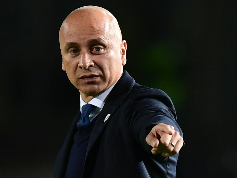 Brescia trennt sich von Aufstiegstrainer Eugenio Corini
