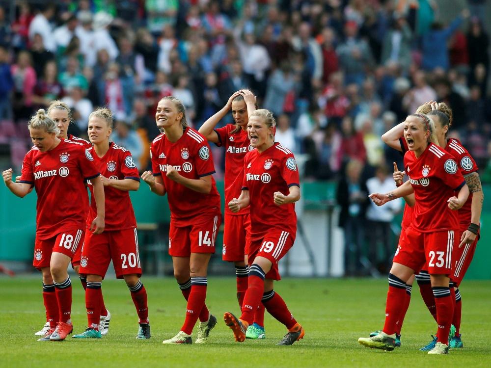 Bayern München trifft im Viertelfinale auf Lyon