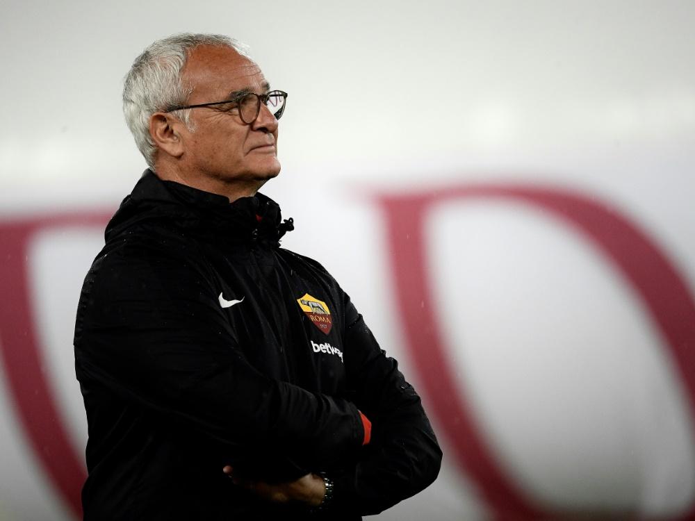 Premierensieg für Ranieri mit Genua