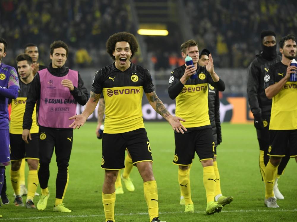 Totalausfall von Inter im Spiel gegen Dortmund