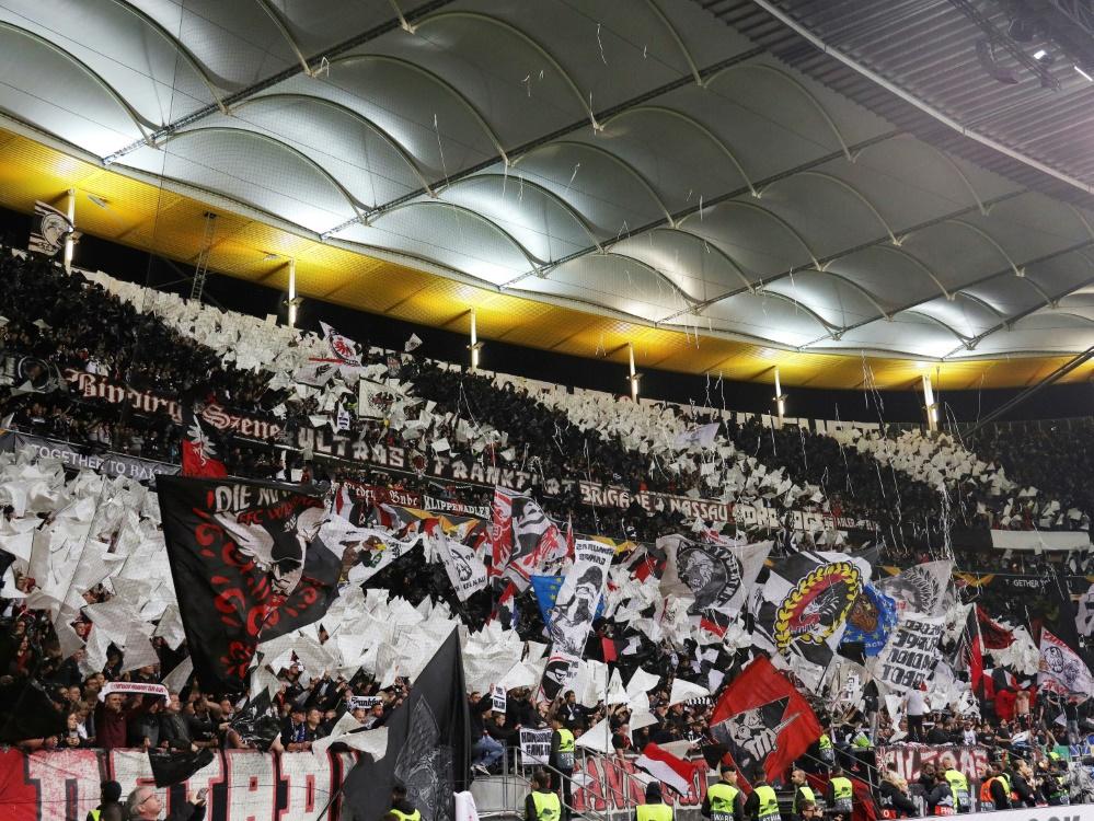 Lüttich: Frankfurt kritisiert Aufenthaltsverbot für Fans